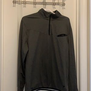 Fila pullover over large